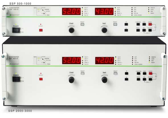 SSP1000-52 ;,Labor-Stromversorgungen,  K345A -