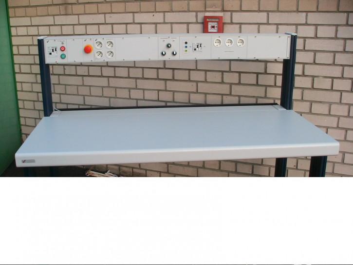 Trainingsplatz VDE0100 mit Fehlersimulation
