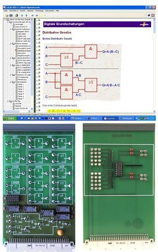 UnitrainI-Kurse Digitaltechnik
