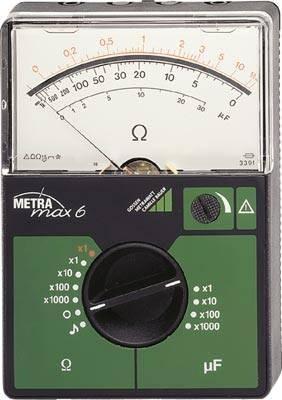 METRAmax 6 Widerstandsmessgerät -Auslauf-