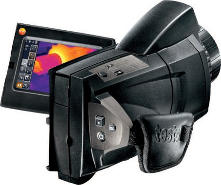 testo 890-2 ,Wärmebildkamera -Vorführgerät neuwertig-