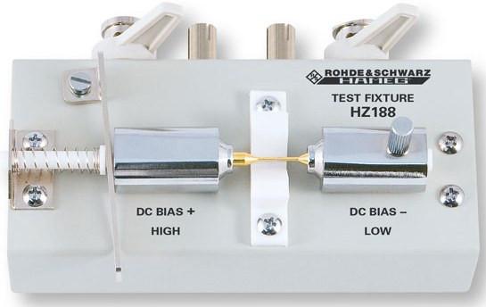 HZ 188 SMD-Testadapter 4Pol.  -Bitte anfragen-