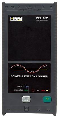 PEL102 Leistungs- und Energierecorder P01157152