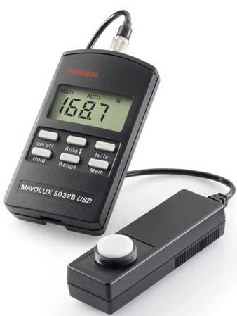 5032 C USB MAVOLUX Leuchtstärkemesser  Klasse C