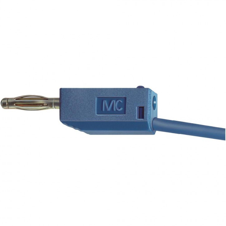 LK205-X PVC-Messleitung 2 mm, 30 cm