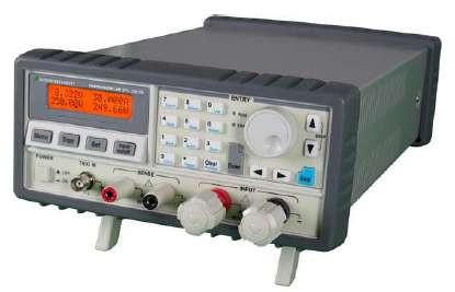 K852A   SPL 250  Programmierbare elektronische Lasten (A3)