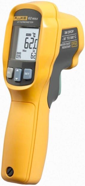Fluke 62 MAX+  Infrarot-Thermometer