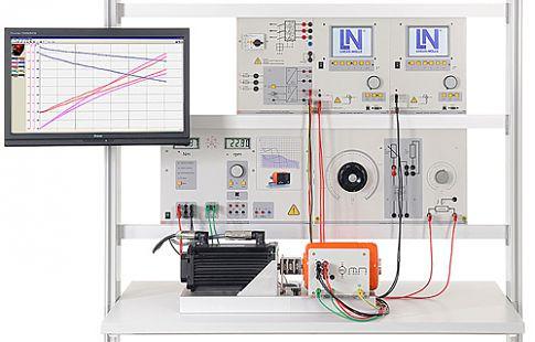 EEM 2-1 Gleichstrommaschinen 1kW