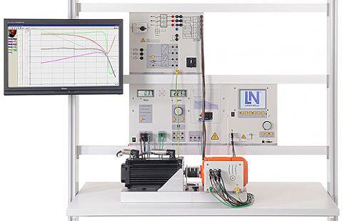 EEM 4-1 Asynchronmaschinen 1kW