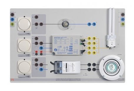 EIT 1.3 Elektronisches Dimmen verschiedener Beleuchtungen