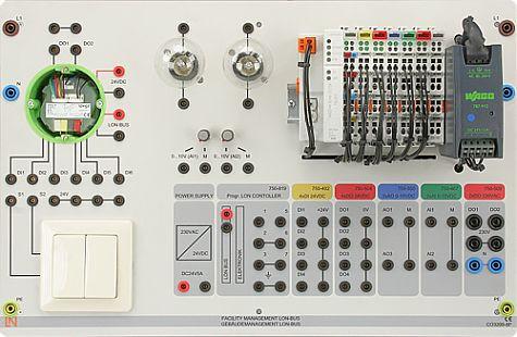 EIT 13 Lampen- und Geräteschaltungen mit dem LON