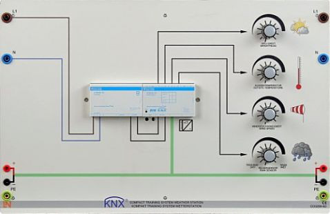 EIT 8.4 Wetterstation mit KNX/EIB