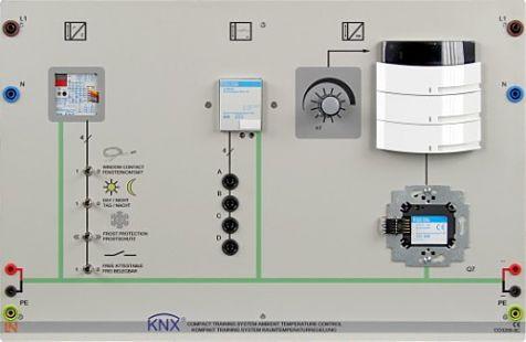 EIT 8.3 Heizungssteuerung mit KNX/EIB