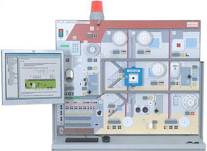 EGT 5 Gefahrenmeldeanlagen und Zutrittskontrolle