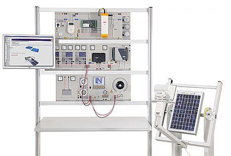 EPH 2.2 Aufbau von PV-Anlagen im Inselbetrieb