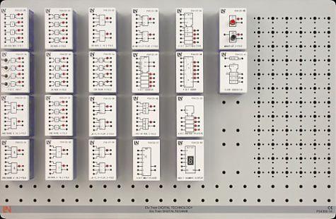 EloTrain Ausstattung Digitaltechnik, 4mm Steckbausteine