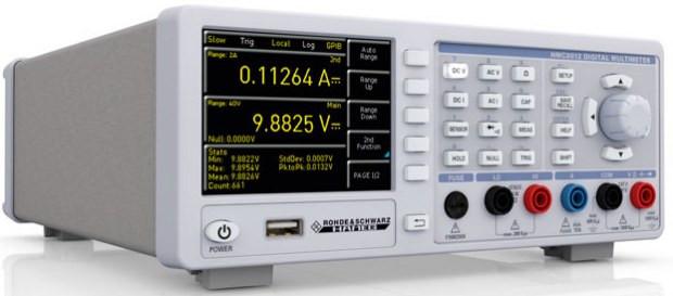 HMC8012  Digital Multimeter dig.  -nicht mehr lieferbar-