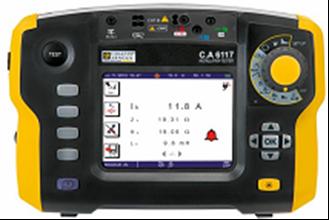 C.A 6117 Multifunktions-Installationstester VDE 0100