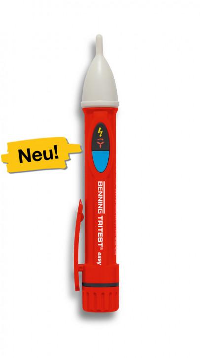 020051 TRITEST® easy Berührungsloser Phasen-u.Drehfeldprüfer