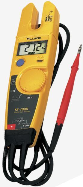 Fluke T5-1000 Autom. Spannungs- u.Durchgangstester bis 1000