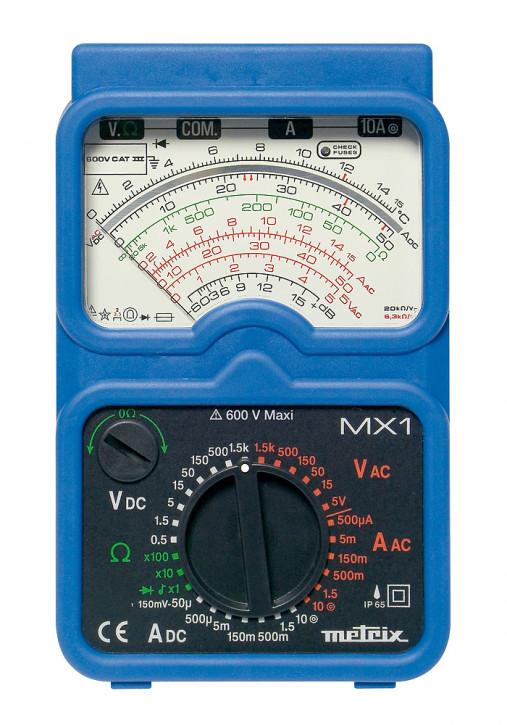 MX1   Analog Multimeter 10A