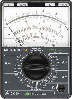 M101A Hit 2A Analog Multimeter für Elektroanwendung (gmc)
