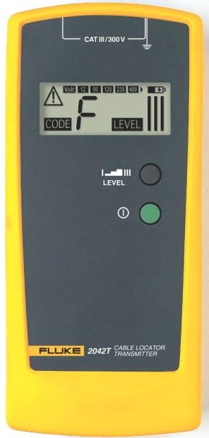Fluke 2042T Ersatztransmitter gehört zu: FL2042