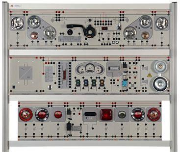 ALC 1.2 Zusatzbeleuchtung und Signalanlagen