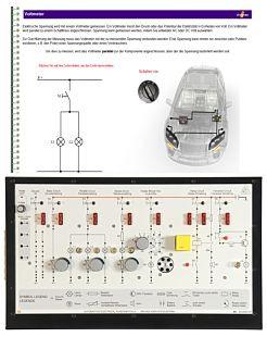 SO4205-1G Grundlagen für Kfz-Elektrik (UniTrain I)