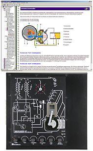 SO4204-7C Impulserzeugung und Zündanlagen (UniTrain I)