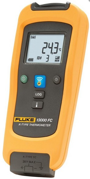 FLK-T3000 FC   Temperaturmodul Typ-K, wireless
