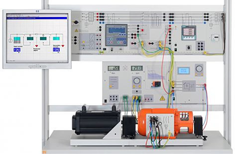 EGP 1 Grundausstattung Generatorschutz