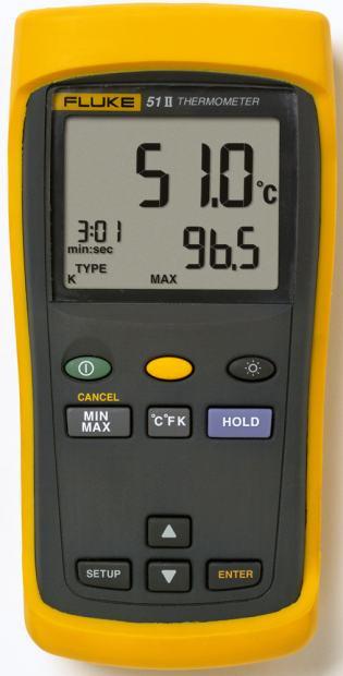 Fluke 51-II Digitalthermometer