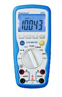 PeakTech® 2175   LCR-Messgerät, 4 1/2-stellig