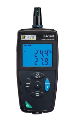 C.A 1246 Thermo-Hygrometer    (P01654246)