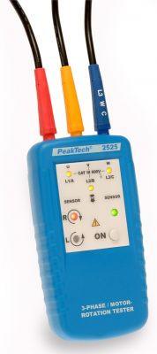 P 2525 3-Phasen-Motor-Drehrichtungsanzeige
