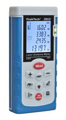 P 2802 Laser-Entfernungsmessgerät bis 80 m