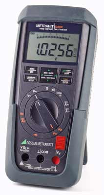M240A  MetraHit X-TRA,4½ stelliges TRMS System Multimeter