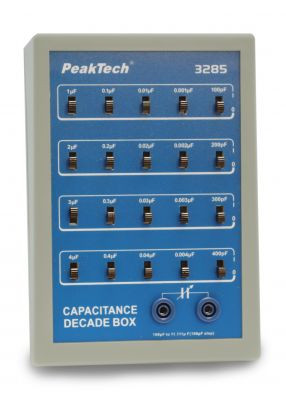 P 3285 Kapazitätsdekade mit Schiebeschalter