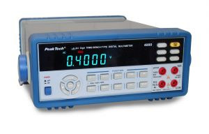PeakTech® 4000 Digital-Tischmultimeter, 4 3/4-stellig, mit USB