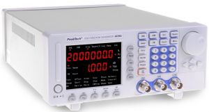 PeakTech® 4030 DDS Funktionsgenerator, 40 mHz - 20 MHz