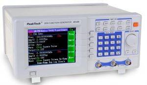 PeakTech® 4045 DDS Funktionsgenerator, 100 mHz - 150 MHz