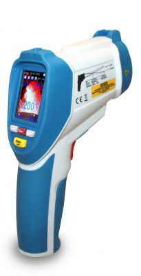 P 4955 IR-Thermometer und Datalogger