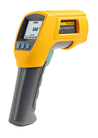 Fluke 566  Infrarot- und Kontaktthermometer