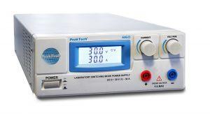 PT® 6160 Laborschaltnetzger.in Schaltnetzteiltechnik DC 1 - 30V/