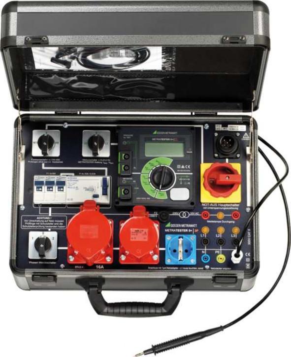 M700K  MTR5+3P Prüfkoffer f.1-u.3ph.Betriebsmittel VDE 0701-0702