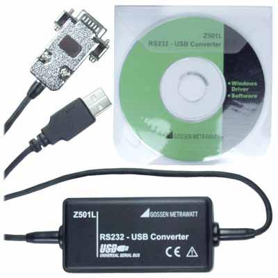 Z501L  USB2COM Schnittstellenadapterkabel