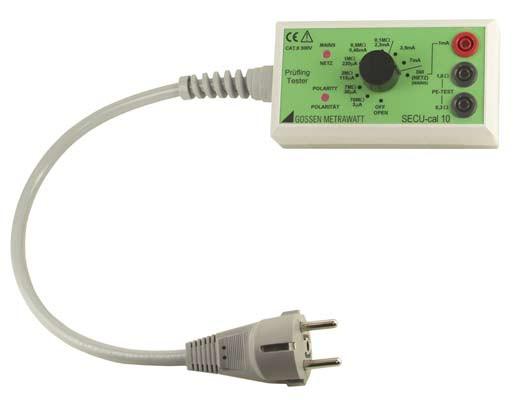 Z715A  SECU-cal 10 Adapter