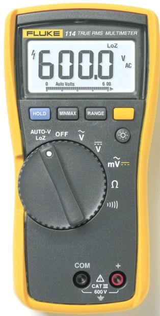 Fluke114 Digital Multimeter 600V