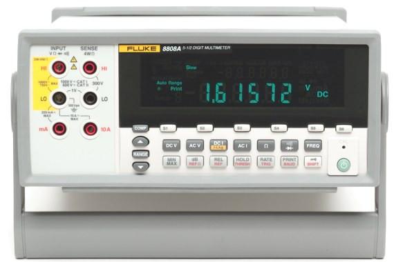 Fluke 8808A Tischmultimeter  5 1/2 Stellen